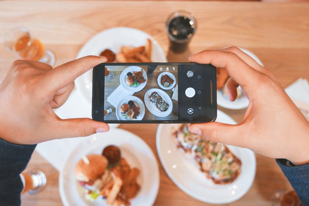 the power of social media when connecting with your audience